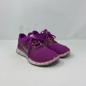Nike Free Run 3 Womens Athletic Running Shoes Sz 8